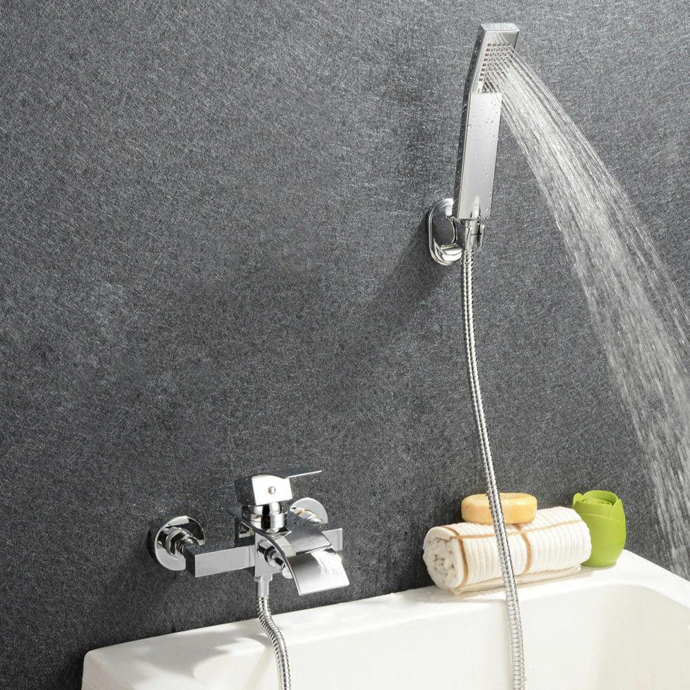 Duschsystem Wannenarmatur WasserhahnWandhalterung Set Duscharmatur Duschen Bad | Internationale Wahl  | Düsseldorf Eröffnung  | Nutzen Sie Materialien voll aus  | Sofortige Lieferung