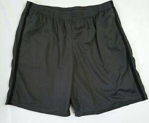 champion men's mesh shorts with pockets