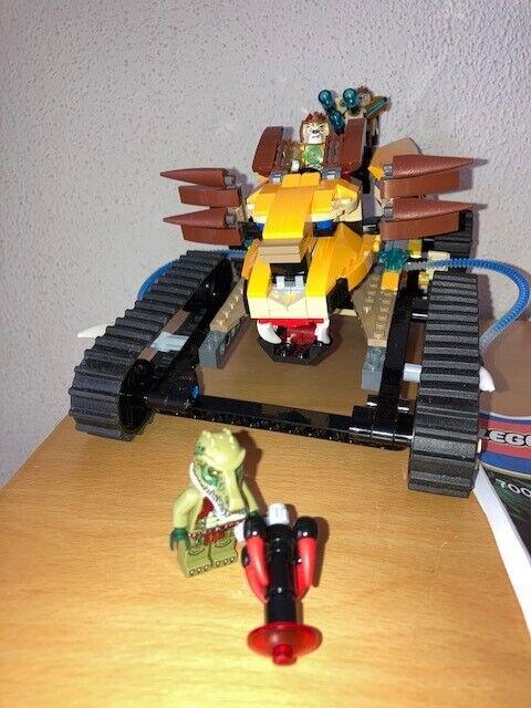 Lego Legends of Chima, Chima nr. 70005