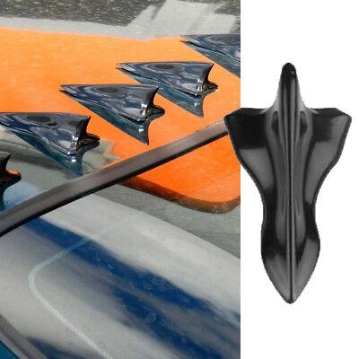 Universal Car Diffuser Generator Roof Spoiler Bumper Shark Fin Accessory