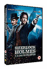 Sherlock Holmes - A Game Of Shadows (DVD, 2012)