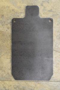"AR500 1//2 IDPA IPSC Steel Shooting Target Gong 3//8"" 9""X 15"" Silhouette"