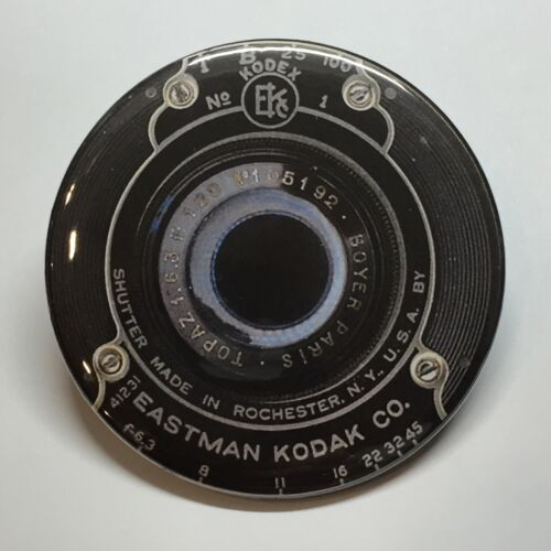 BOGO Kodak Camera Lens Vintage Style Fridge Magnet Buy 1 Get 1 FREE
