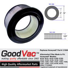 Honeywell Replacement 21500 Enviracaire True HEPA Air Purifier Filter by GoodVac