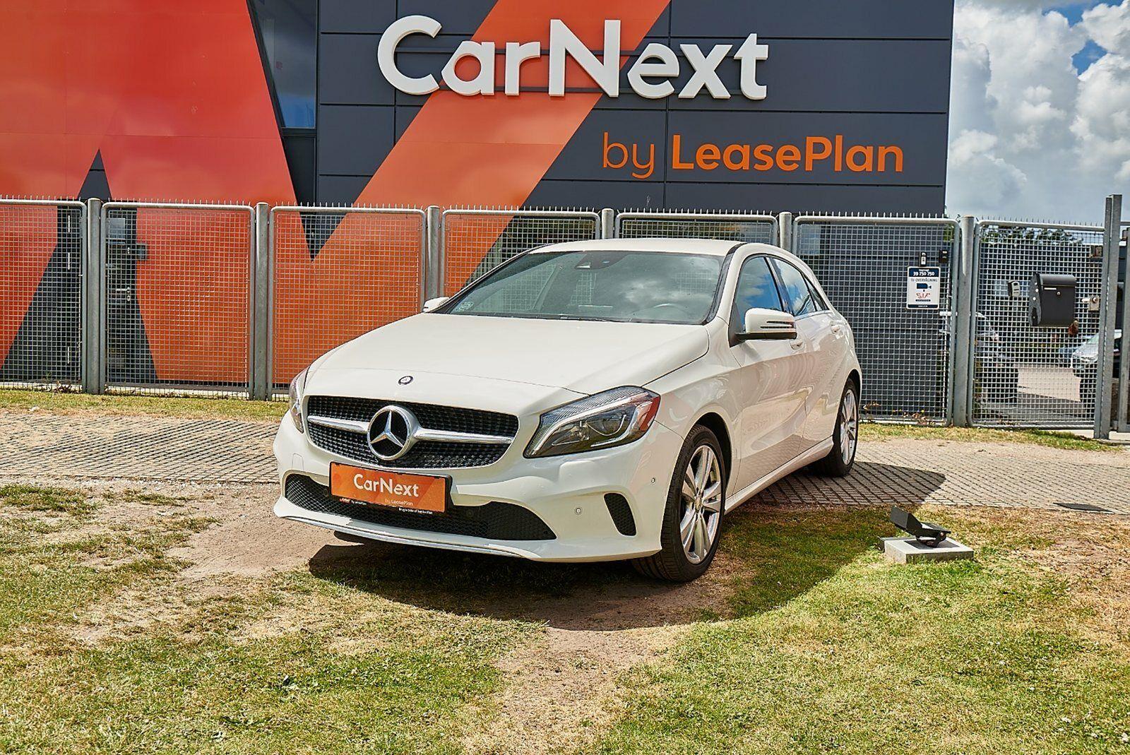 Mercedes A200 d 2,2 aut. 5d