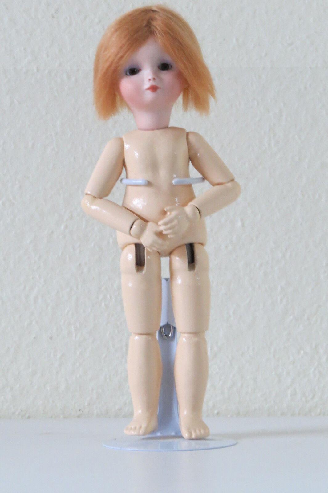 Poulbot   24 cm     Réf   24 E    Poupée Ancienne  Reproduction Antique doll