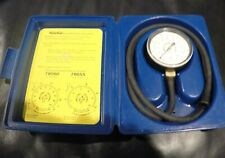 Ritchie Yellow Jacket 78055 0 10 Wc Gas Pressure Test Kit Used