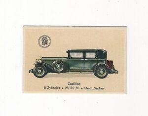 11-401-SAMMELBILD-CADILLAC