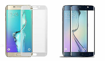 Full Curved 3D Tempered Glass Screen Protector For Samsung Galaxy S7 Edge