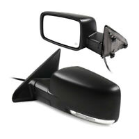 New Door Mirror Glass Replacement Driver Side Heated For Acura TL 2009-12