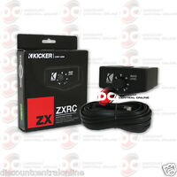 KICKER ZXRC AMPLIFIER REMOTE BASS CONTROL FOR SELECT 2010 KICKER ZX AMPLIFIERS