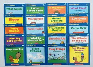Level-B-Childrens-Books-Learning-to-Read-Leveled-Books-Lot-20