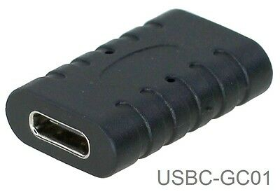 USB 3.0 Female to Female Connector Adapter Coupler Gender Changer Hub C MEBB