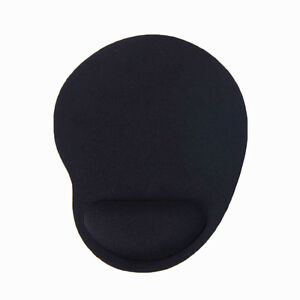 Comfort-Wrist-Rest-Support-Mat-Mouse-Mice-Pad-Computer-PC-Laptop-Black