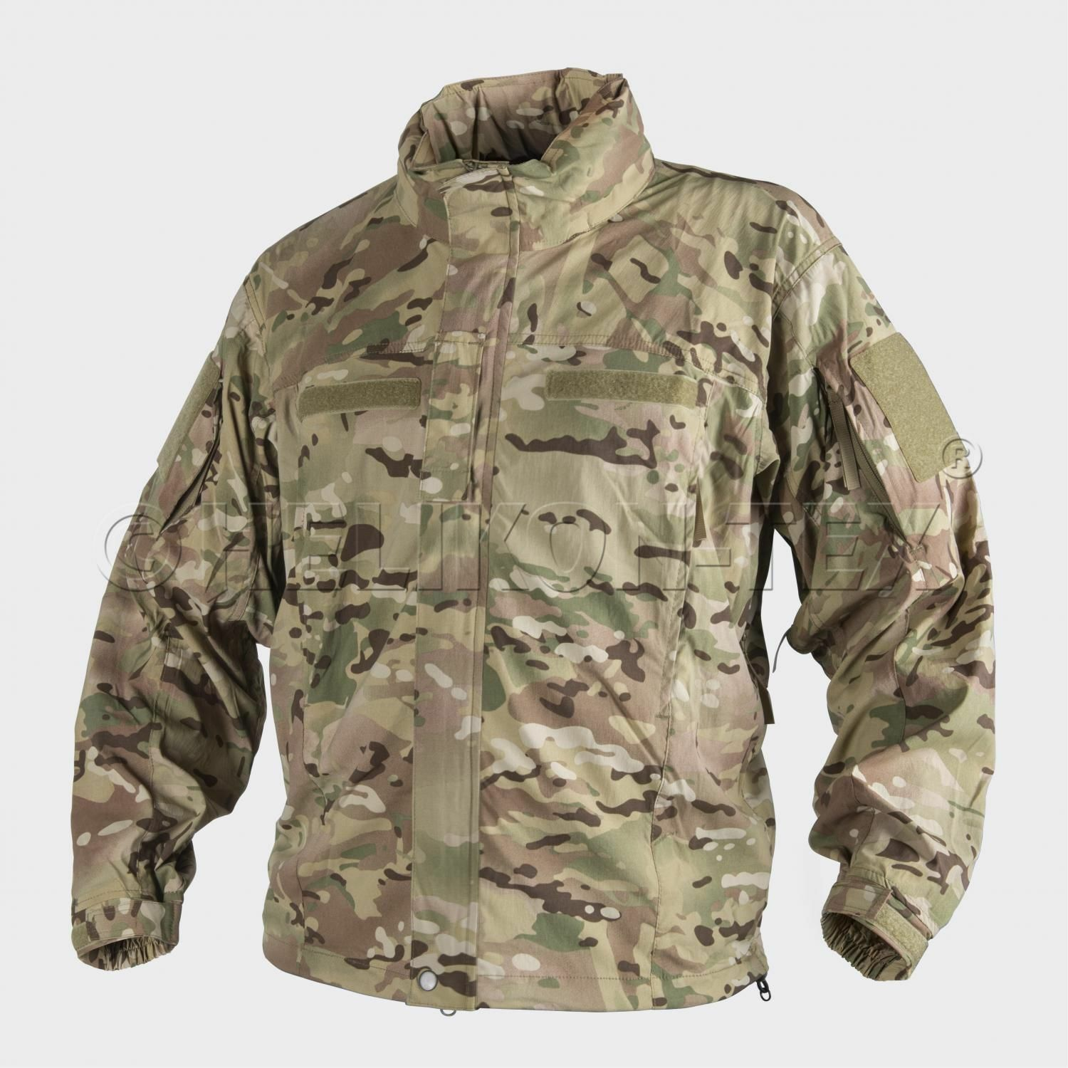 HELIKON TEX Softshell Camogrom APCU Advanced Combat Outdoor Camouflage Veste Small