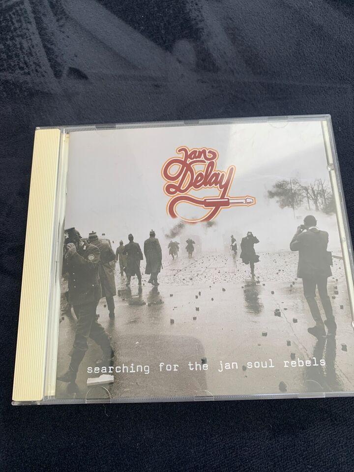 Jan Delay: Searching for the Jan soul rebels, hiphop