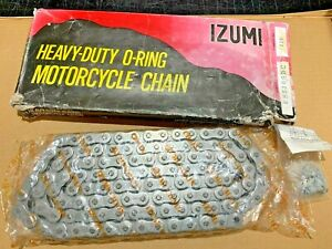 Izumi-Motorcycle-Heavy-Duty-O-ring-530-pitch-116-link-Drive-Chain