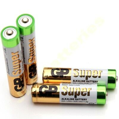 Lot of 40 aaa batteries lr03 super quality new