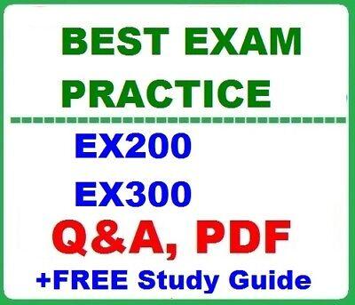 RHCSA EX200 and RHCE EX300 -Best Exam Practice Q&A + STUDY Guide   eBay
