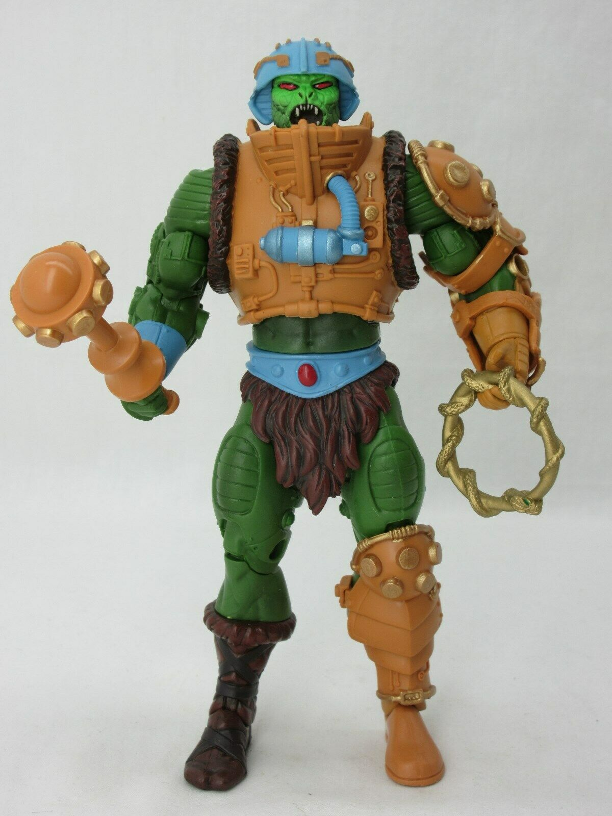 MOTUC,MOTU,SNAKE MAN-AT-ARMS,Masters MAN-AT-ARMS,Masters MAN-AT-ARMS,Masters Of The Universe Classics,Complete,He man  ecd7f9
