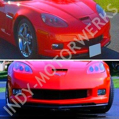 C5 C6  97-13 Corvette Manually Retractable Front License Plate Show N Go