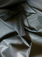 POLYESTER - BLACK - FLAG FABRIC MATERIAL CLOTH - 130 GSM* 150CM WIDE