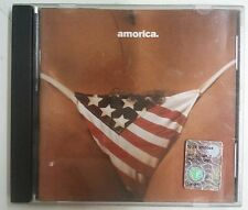 The Black Crowes Amorica CD Europa 11 temas