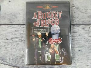 A Bucket of Blood DVD NEW