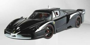 Ferrari Fxx Evolution Black 1:18 Mattel Elite Nouveau