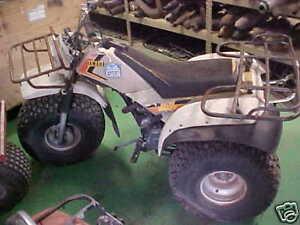 Details about YAMAHA 200 225 DX 225DX TRI MOTO ATV PARTS PARTING DR