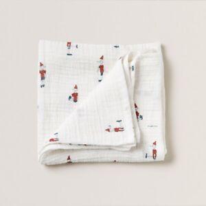 Newborn-baby-swaddle-Muslim-cotton-wraps-lovely-Pinocchio-design-Garbo-amp-Friends