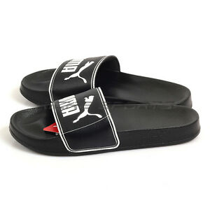 dbb84a1d151c Image is loading Puma-Leadcat-Slide-Sandals-2017-Casual-Sports-Slippers-