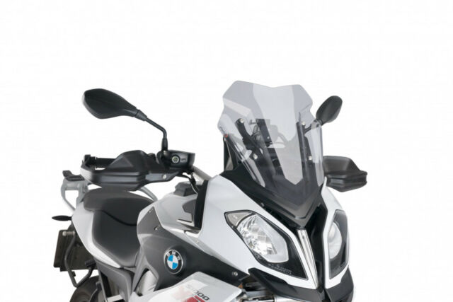 PUIG RACING SCREEN BMW S1000 XR 15-18 LIGHT SMOKE