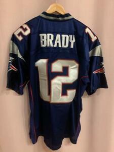 tom brady authentic reebok jersey