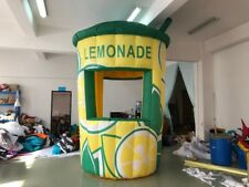 12ft35m Inflatable Lemonade Concession Stand Event Drink Tent Booth Free Ship