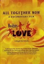 THE BEATLES/CIRQUE DU SOLEIL-ALL TOGETHER NOW (LOVE)-A DOCUMENTARY FILM DVD NEU