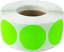 Circle-Dot-Stickers-1-Inch-Round-500-Labels-on-a-Roll-55-Color-Choices miniature 60