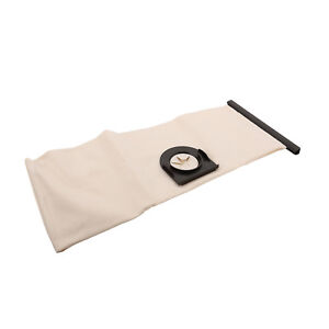 For Vax Vacuum Cleaner Cloth Dust Bag Reusable Washable