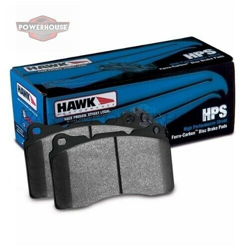HAWK HB370F.559 HPS Performance Street Brake Pads for Nissan Altima 2002-2006 fo