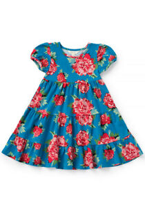 Matilda-Jane-Girls-Size-6-8-Blossom-Pie-Dress-Camp-New-With-Tags-In-Bag-Blue-NWT