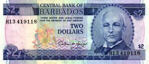 02-Barbados-P42a-2-Dollars-1993