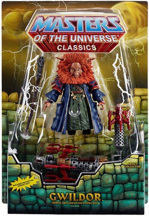 Meister des universums - klassiker gwildor action - figur