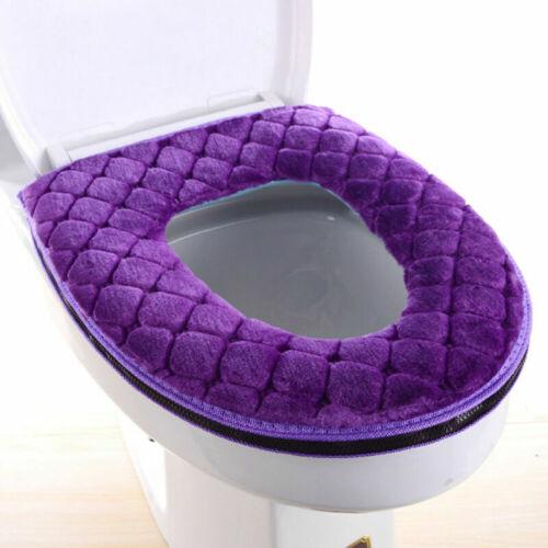 Haushaltsplüsch Toilettendeckel Winter dicke Toilettenabdichtung und wasserdicht
