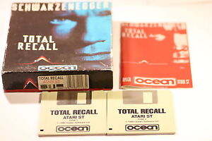 RARE-TOTAL-RECALL-ATARI-ST-GAME-BY-OCEAN-BIG-BOX-GAME-1990