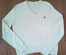 Vintage Anheuser Busch V Neck Sweater 70's Budweiser Bud Light by Signet Usa