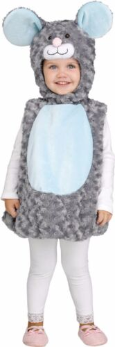 Baby Toddler Boys Girls Fluffy Farm Animal Book Day Fancy Dress Costume Outfit