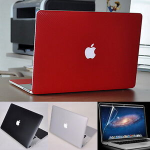 newest 1fe20 b5b66 Details about 3D Carbon Fiber Skin Sticker Cover Protector for Apple  MacBook Pro 15 Touch Bar