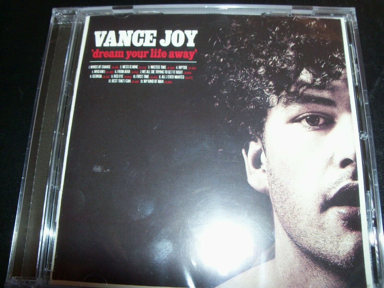 Dream Your Life Away by Vance Joy (CD, Sep-2014, Liberation Music)