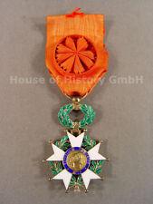 Frankreich: Orden der Ehrenlegion, Offizierskreuz, 7. Modell um 1940/50, Silber