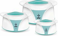 Milton Imperial Hot Pot 3 Piece Keep Warm/Cold Insulated Casserole Gift Set with